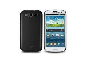 iShell Classic Series Hard Cover for Galaxy S3 -- Black Color