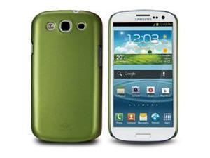 iShell Classic Series Hard Cover for Samsung Galaxy S3 - Steel Green