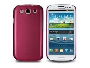 iShell Classic Series Hard Cover for Galaxy S3 -- Steel Pink