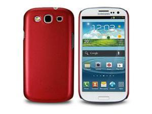iShell Classic Series Hard Cover for Galaxy S3 -- Red Color