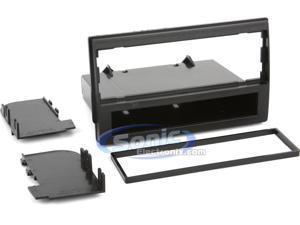 Scosche NN1493B / NN1493 Single DIN Installation Dash Kit with Pocket for 2005-2006 Nissan Altima