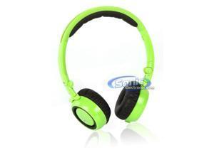 AKG Q460 Quincy Jones Series Headphones On-Ear Stereo Headset (Green)