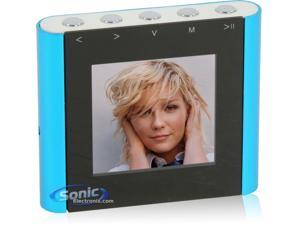 Sylvania SMPK4600BL 4GB Portable MP3 Video Media Player (Blue)