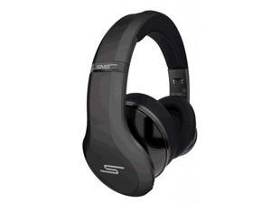 SMS Audio STREET by 50 Cent ANC Active Noise-Canceling Headphones (Shadow Black)