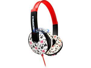 Aerial7 Arcade Children's Headphones - Asteroid (Red)