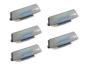 5PK [ TN580 / TN650 ] TN-580 TN-650 Compatible Brother Black Laser Toner Cartridge DCP-8050DN, DCP-8080DN, DCP-8085DN