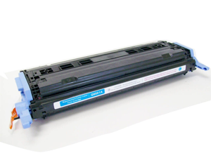 Cisinks ® Remanufactured Cyan Laser Toner Cartridge for Hewlett Packard (HP) Q6001A (HP 124A) Color LaserJet 1600 2600 2600N ...