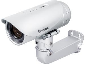 Vivotek Motorized Smart Focus 3MP IP Security Camera Night Vision IP8371E