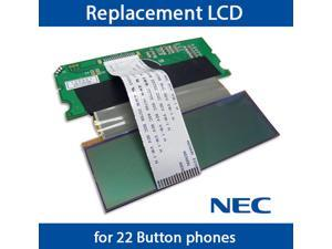EASY Replacement LCD for ALL NEC ASPIRE Phone Display Screen 0890043