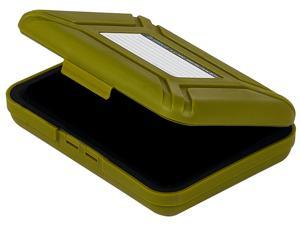"Orico PHX-35-BL 3.5"" HDD Protection Case (Green)"