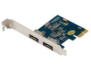 ORICO PS583-2E Desktop PCI-Express Card  ESATA 2 Ports