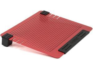 ORICO NCA-1512 -RD Full Aluminum Laptop Cooling Pad with Two 80mm Adjustable Fans - Red