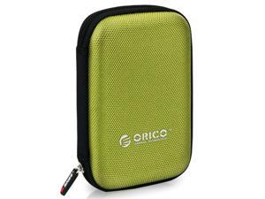 "ORICO PHD-25-GR Portable 2.5"" External Hard Drive Carrying Bag / Protective Case"