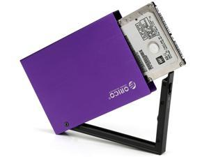 "ORICO 2595US3-PU 2.5"" Tool Free USB 3.0 HDD Enclosure (Purple)"