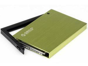 Orico 2595SUS-OL 2.5inch USB 2.0 eSATA HDD External Enclosure-(Oliver)