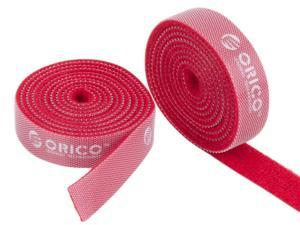 ORICO CBT-1S 3.3 ft / 1 Meter Reusable & Dividable Hook and Loop Velcro Cable Ties