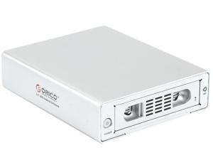 "ORICO 3519SUS3-SV Full Aluminum Tool Free USB 3.0 & eSATA 3.5 "" SATA Hard Drive External Enclosure Support 3TB HDD Enclosure"
