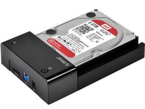 "Orico 6518US3-BK USB 3.0 2.5 "" & 3.5 "" SATA Hard Drive Dock Station"