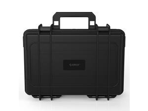 ORICO 20-Bay 3.5 inch Hand-held Multi-Protection Case Hard Drive Waterproof Storage Carrying Box HDD Storage Case