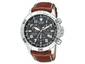 Citizen Quartz Eco Drive Chronograph Black Dial Men's Watch CZ BL5250-02L