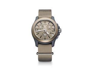 Swiss Army Original Chronograph Sand Nylon Men's Watch - 241533