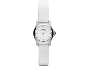 Marc by Marc Jacobs Henry Dinky White Dial Women's Watch - MBM1234