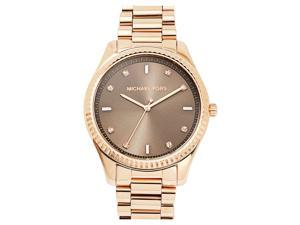 Michael Kors Blake Quartz Brown Dial Women's Watch - MK3227