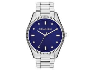 Michael Kors Blake Quartz Navy Dial Women's Watch - MK3225