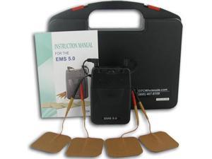 Dual Channel EMS Unit - EMS 5.0, Muscle Stimulator