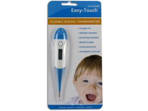 Easy Touch Flexible Digital Thermometer, Blue - 1 ea