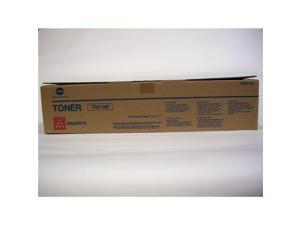 Konica-Minolta A0D7332  TN213M OEM Toner: Magenta Yields 19,000 Pages