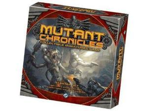 Fantasy Flight Games Mutant Chronicles Starter Set