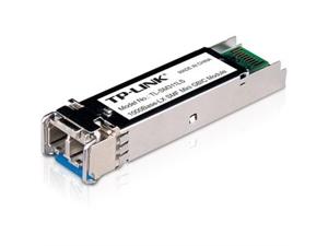 TP-Link- TL-SM311LS - MiniGBIC module, Single-mode, LC interface