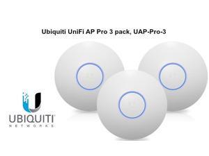 Ubiquiti UniFi AP Pro 3 pack, UAP Pro 3-Pack Access Point 3 Pack, UAP-Pro-3