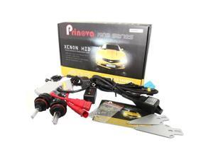 Prinova® H1 8000K 12V 35W Cool White HID Xenon Light Car Modification Headlight Conversion Kit Waterproof Anti-ray Decline ...