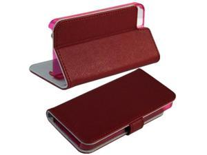 High Quality Leather Case Cover For Apple iPhone 5 to Away from Scatches Dirt Dust Damages
