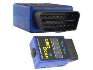 CY-B06 Super Mini Wireless ELM327 V1.5 OBD2 OBD-II Bluetooth CAN-BUS Auto Developed Scan Tool  Compatible for OBD-II Complaint ...