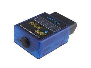 CY-B06  Super Mini ELM327 V1.5 OBD2 OBD-II Bluetooth CAN-BUS Auto Diagnostic Tool for Windows OSX and Android Supports all ...