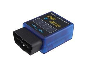 CY-B06  Mini ELM327 V1.5 Bluetooth OBD2 OBD-II Scanner Tool to Read Diagnostic Trouble Codes and Display Their Meaning Display ...