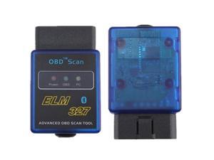 CY-B06 Super Mini ELM327 V1.5 OBD2 OBD-II Bluetooth CAN-BUS Auto Developed Wireless Diagnostic Tool Compatible for Windows ...