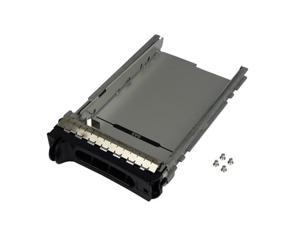 "3.5"" DELL Original G9146 MF666 F9541 NF467 H9122 SAS/SASTu Hard Drive Tray/Caddy with Screws for Dell Poweredge 1900 1950 ..."