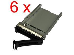"6 pcs 3.5"" DELL Original G9146 MF666 F9541 NF467 H9122 Hard Drive Caddy for Dell Poweredge 1900 1950 2900 2950 2970 6900 ..."