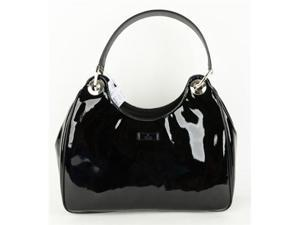 Gucci Handbag 257265 Colbert Patent Leather Hobo - Black
