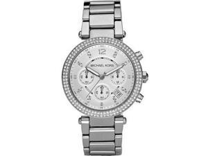 Michael Kors Crystal Bezel Chronograph Ladies Watch MK5353