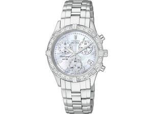Citizen Eco-Drive Miramar Chronograph Ladies Watch FB1180-56D