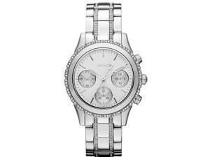 Women's DKNY Brooklyn Chronograph Glitz Watch NY8706