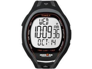 Timex Ironman Black Rubber Digital Multifunction Ladies Watch T5K253