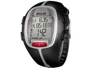 Polar Speed Distance Heart Rate Monitor GPS Watch RS300X SD BLACK
