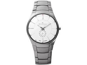 Skagen Classic with an Edge Silver Dial Men's watch #924XLSXS