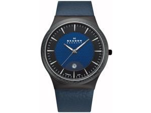 Skagen Titanium Men's Quartz Watch 234XXLTBLN